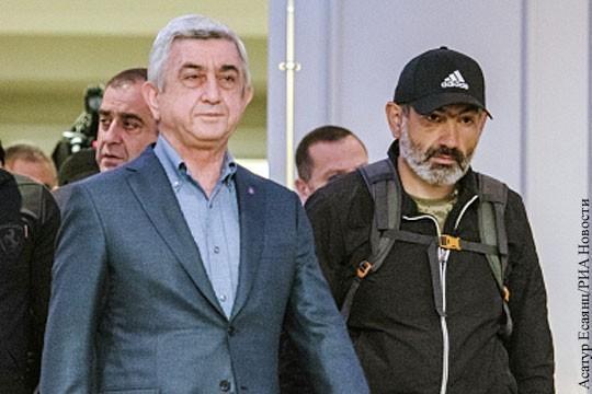 Почему армянского лидера удалось свергнуть так легко и быстро?