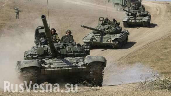 Если киевская хунта попробует вернуть Донбасс, то получит русский ответ  | Русская весна