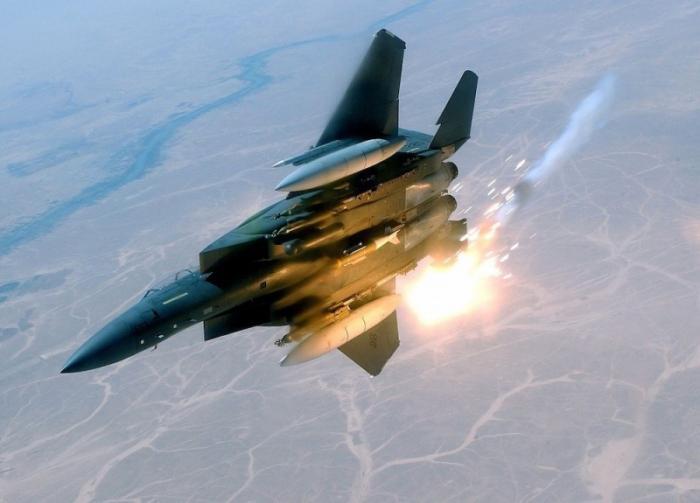 Бандиты США опять расстреляли с самолётов свадьбу в Йемене