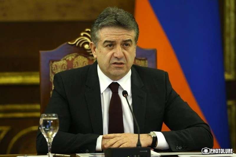 Новый лидер Армении Карен Карапетян: неужели новая многоходовка Владимира Путина?