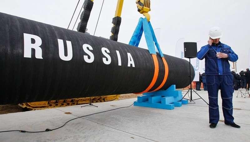 «Газпром» готов построить «Северный поток – 3»