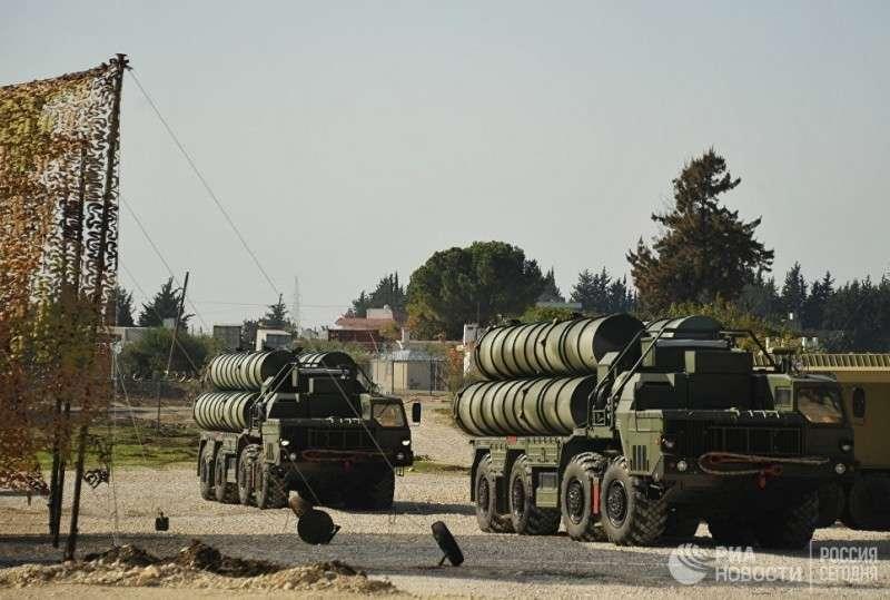 Сирия, Хмеймим: ПВО уничтожили дроны боевиков
