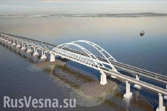 Новая дорога в Крым – первый тестдрайв | Русская весна
