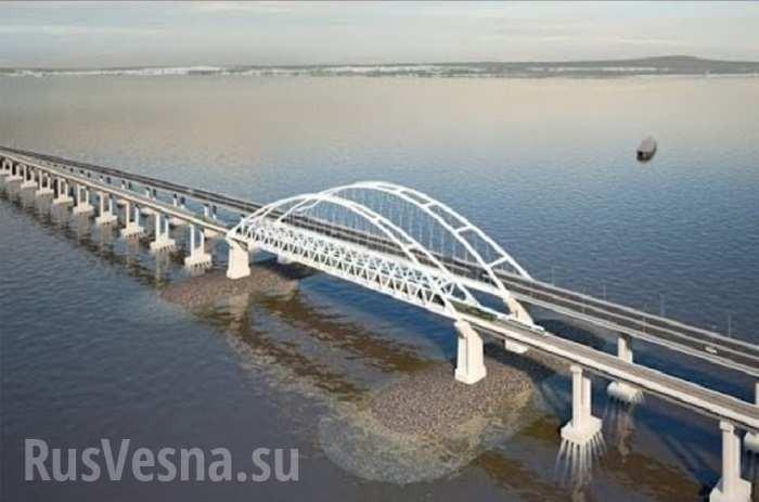 Новая дорога в Крым – первый тестдрайв