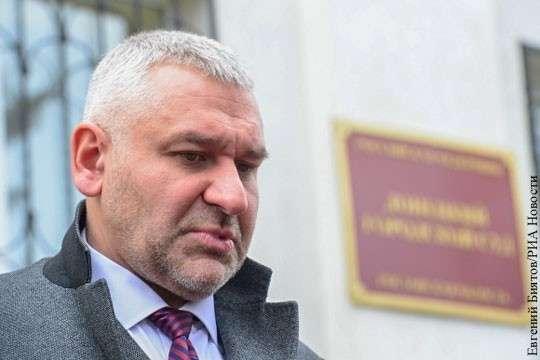 Больной на голову адвокат Pussy Riot и Савченко поплатился своим статусом