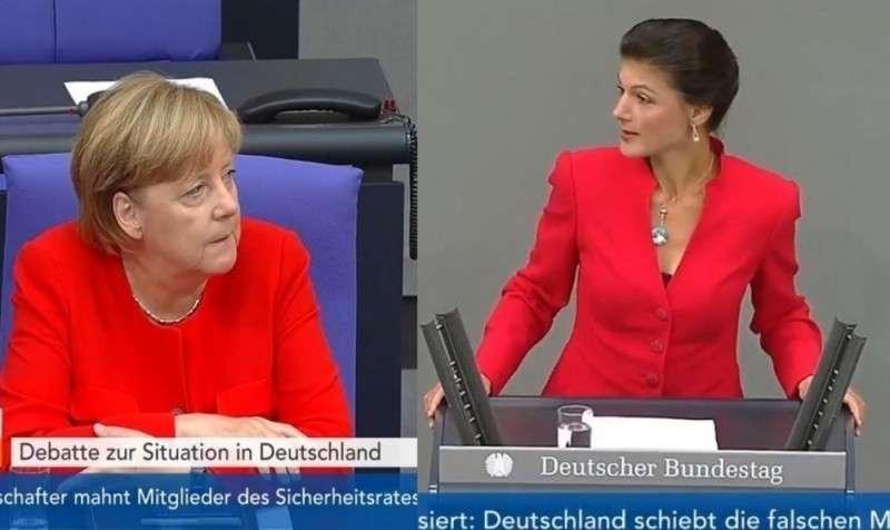 Элиты Германии расколол вопрос санкций против России