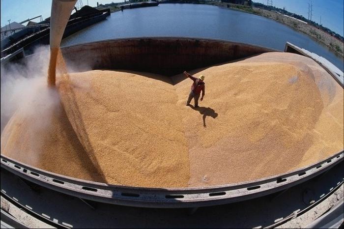 Экспорт зерна России на42% превышают уровень 2017 года