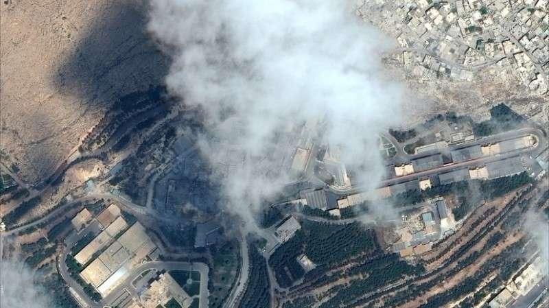 Сирия: ОЗХО подтвердила отсутствие химического оружия в центре «Барза» в Дамаске