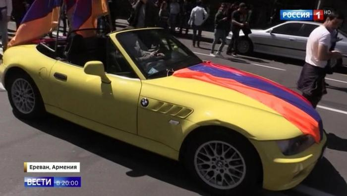 В Армении протесты вспыхнули с новой силой