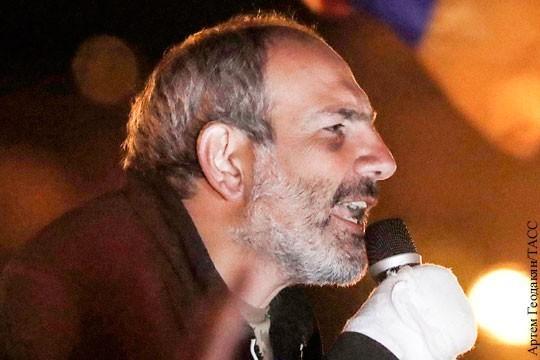Майдан в Армении: Пашинян способен уничтожить страну