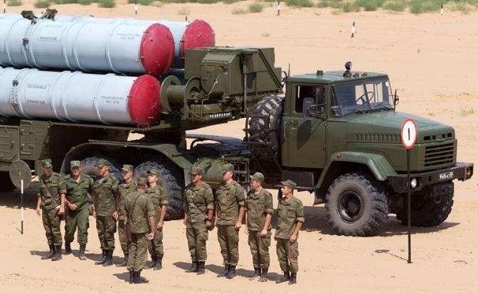 Террористическому Израилю мало не покажется, если он ударит по С-300 в Сирии