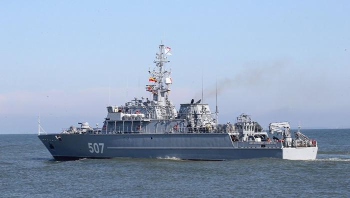 Новое поколение тральщиков для ВМФ России. Морской сапёр