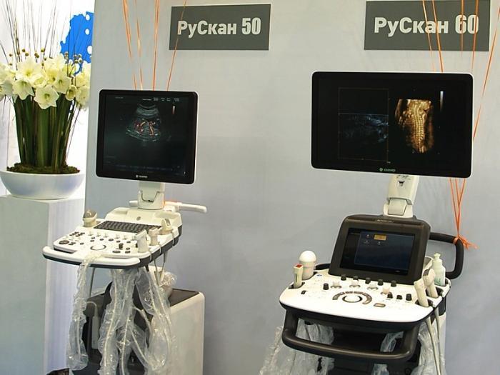 Ростех приступил к серийному производству российских УЗИ-сканеров