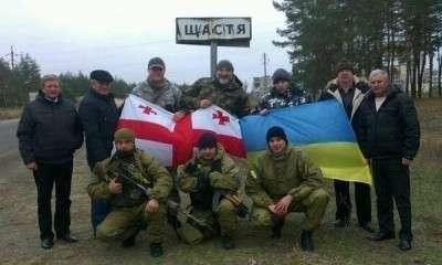 В ДНР захваченный грузинский наёмник рассказал об участии НАТО в карательной операции