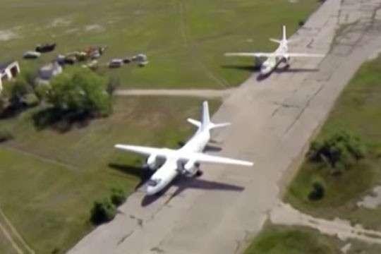 Аэропорт в Керчи возобновляет работу после десяти лет простоя