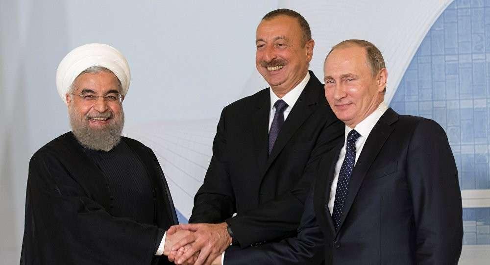 Россия, Азербайджан и Иран создают рабочую группу по объединению энергосистем
