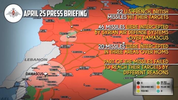 Сирия. Армия и ВКС России добивают ИГИЛ в лагере Ярмук