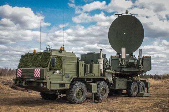 Как русские комплексы РЭБ мешают пиндостанским военным в Сирии