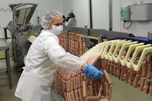 Новый мясоперерабатывающий комбинат открыт в Тверской области