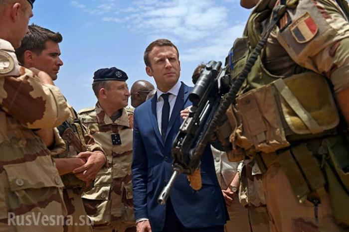 Зачем Франция пытается пристроиться к победителям в Сирии?