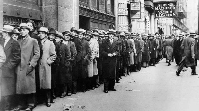 Мировой финансовый кризис: роковые три процента и гиперинфляционный сценарий