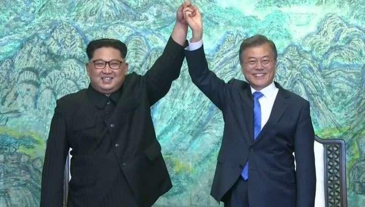 КНДР и Южная Корея взяли курс на объединение