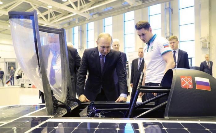 Владимиру Путину доложили: Почему у России отказывают мозги