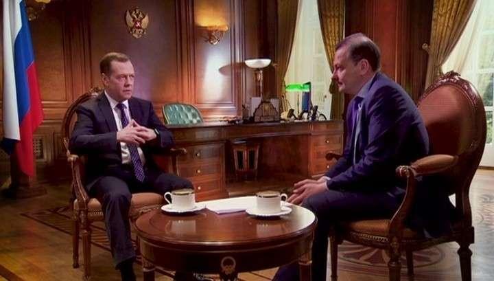 Дмитрий Медведев: сейчас важно не допустить разбалансировки российской экономики