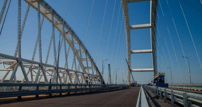 Крымский мост готов к запуску движения – вердикт научно-исследовательского института