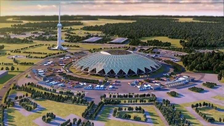 Последний стадион ЧМ-2018 введен вэксплуатацию