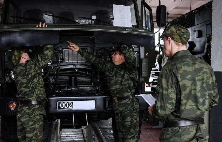 Около 5 тысяч резервистов призвали на сборы в рамках внезапной проверки войск ВВО