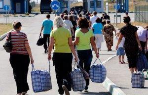 Убежать от войны: что ждёт украинских беженцев в России