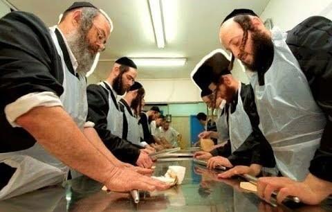 «Еврейская кухня: как засрать мозги!» Новости Хазарского каганата от Эдуарда Ходоса №35