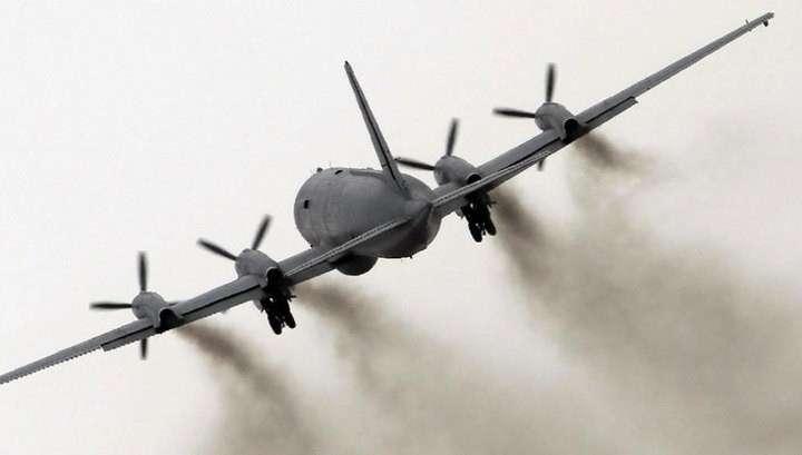 Ил-38 аварийно приземлился «на брюхо» в Жуковском