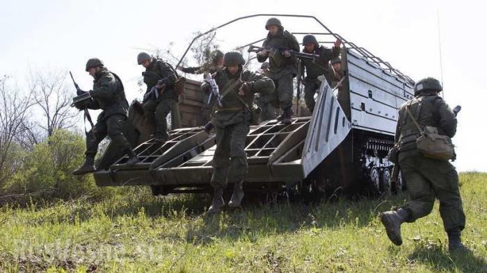 Боец ДНР – о войне, вере и патриотизме