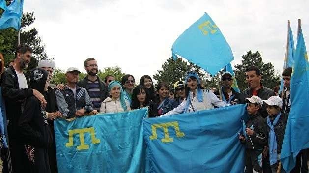 Татарские бандюки возжелали переехать жить в Крым