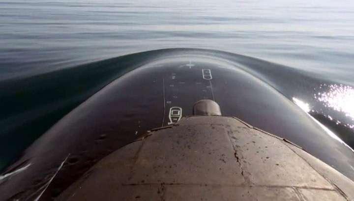 «Устрашающая» российская подводная лодка напугала пиндосов армагеддоном