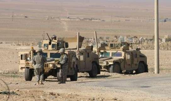 В Сирии пиндосы покинули свою военную базу в Тель-Самане
