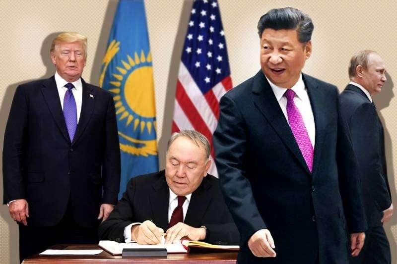 Кольцо анаконды: в Казахстане США уже договорились о размещении военных баз