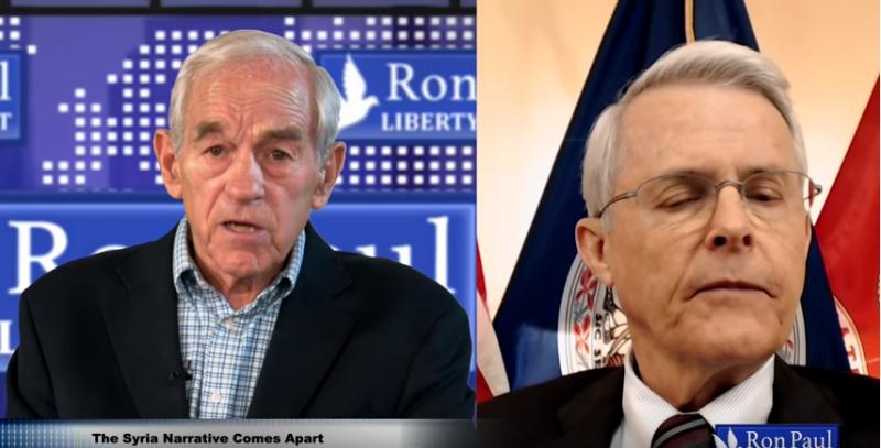 Сенатор Ричард Блэк рассказал всю правду-матку об инсценировке газовой атаки в Думе
