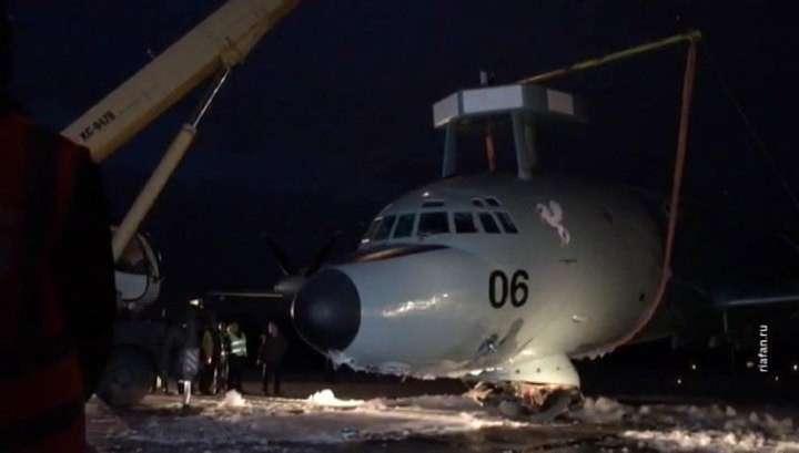 Авиакатастрофа в Жуковском: аварийный Ил-38 спас 73-летний пилот Ас