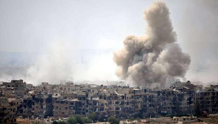 Сирия: по позициям армии и иранского спецназа нанесены ракетные удары