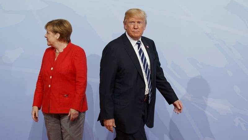 Германия взбунтовалась и отказала США в выплате дани в 73 миллиарда