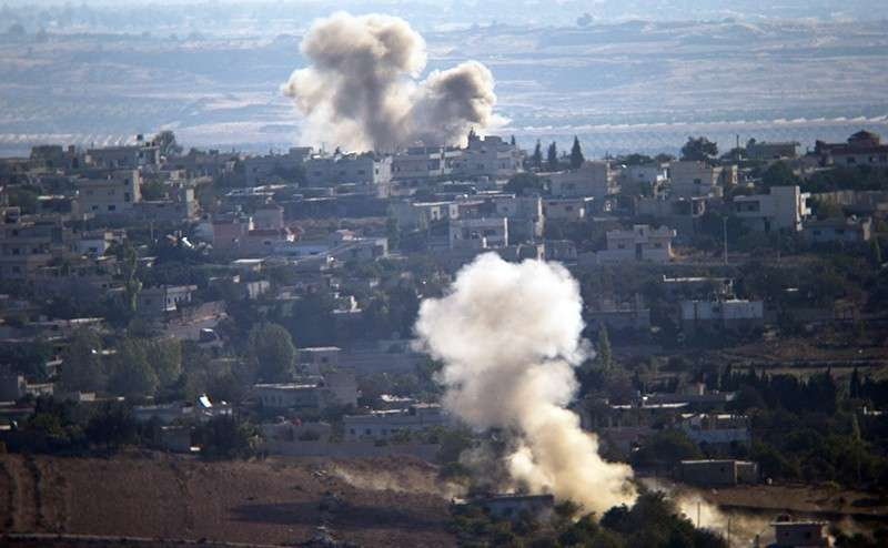 Пиндосы призвали террористический Израиль уничтожить Башара Асада