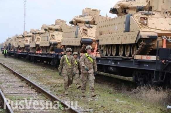 Прибалтика: по железным дорогам НАТО не сможет перебросить войска к России | Русская весна
