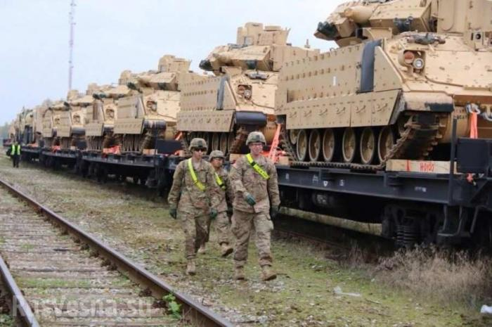 Прибалтика: по железным дорогам НАТО не сможет перебросить войска к России
