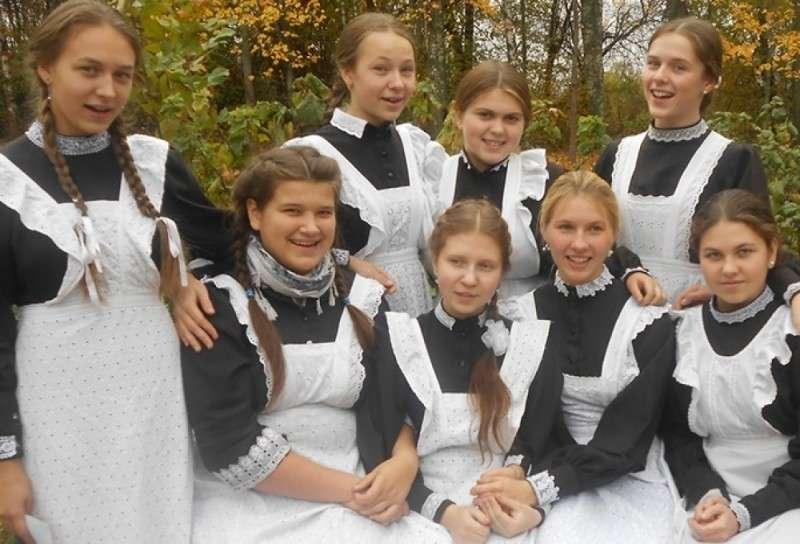 Ивановская на Лехте школа – самая удивительная сельская школа в России