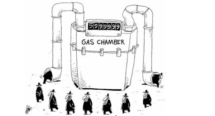 Еврейская банда пытается засудить преподавателя университета за сомнение в «6 миллионах»