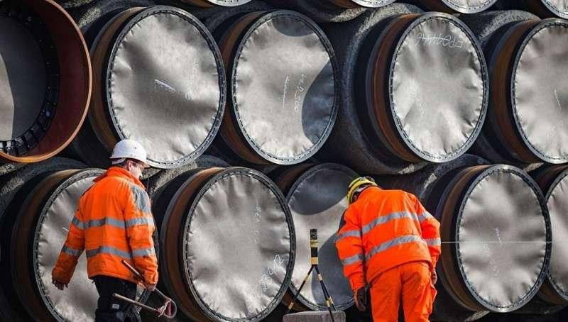 Геополитика трубопроводов: две крупнейшие державы Европы будут биться за русские ресурсы