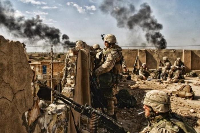 Пентагон: мы пока не готовы к уличным боям в Латвии